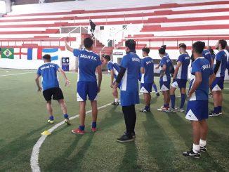 Foto (Facebook): Salus Football Club
